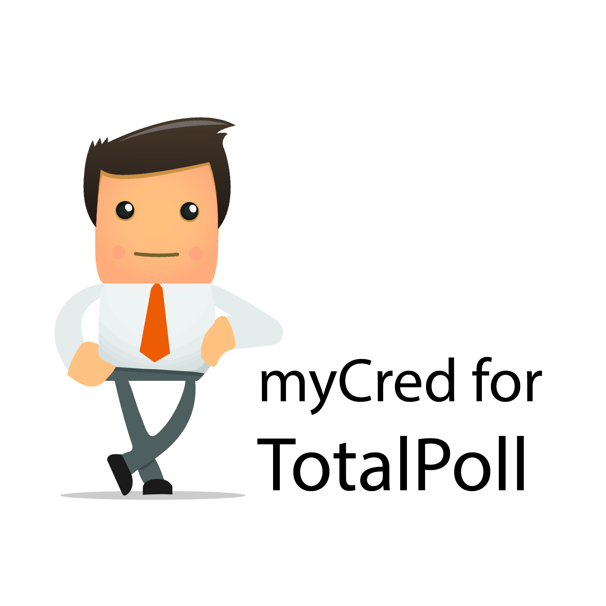 myCred integration for TotalPoll