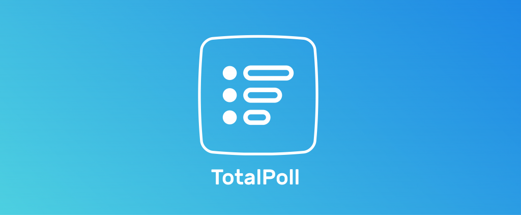 TotalPoll WordPress poll plugin