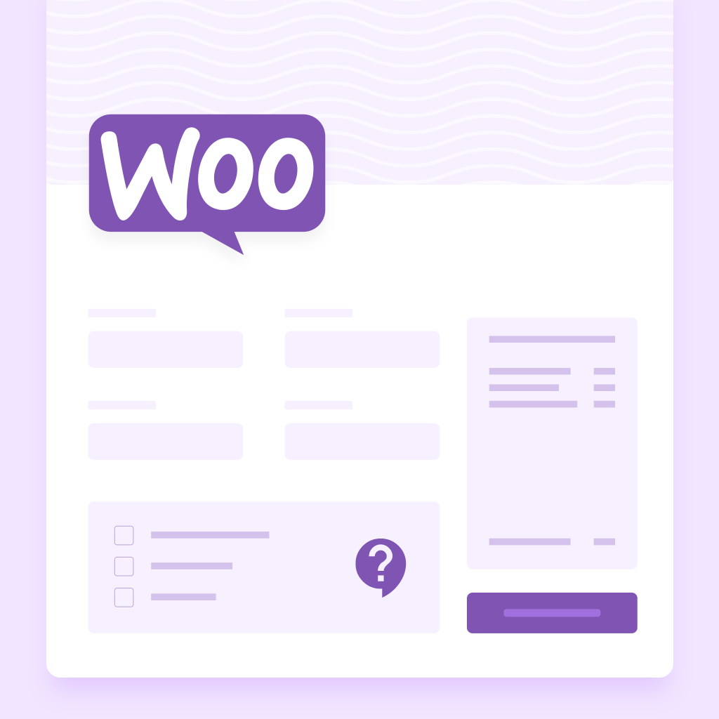 WooCommerce Post-Purchase Survey using TotalPoll